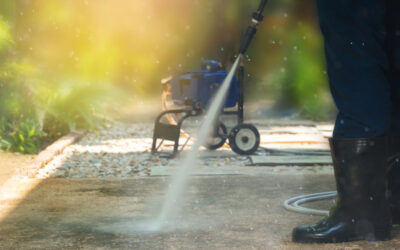 What Is A Power Washing or Pressure Washer?