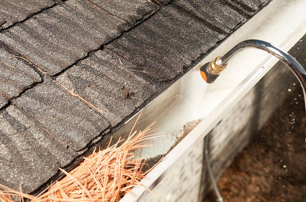 Top Six Gutter Cleaning Issues